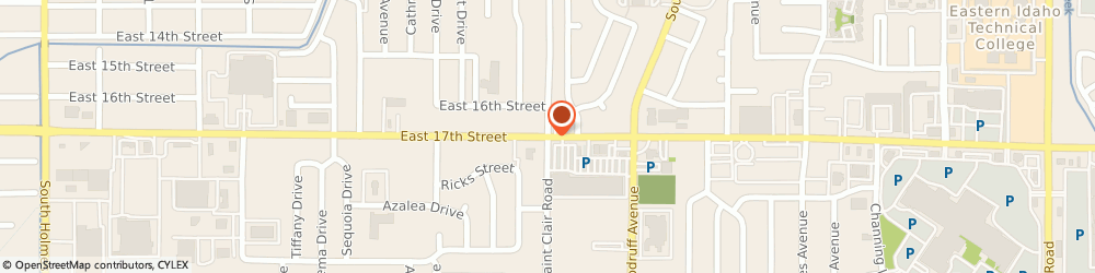 Route/map/directions to Papa Murphy's, 83404 Idaho Falls, 1600 East 17Th Street