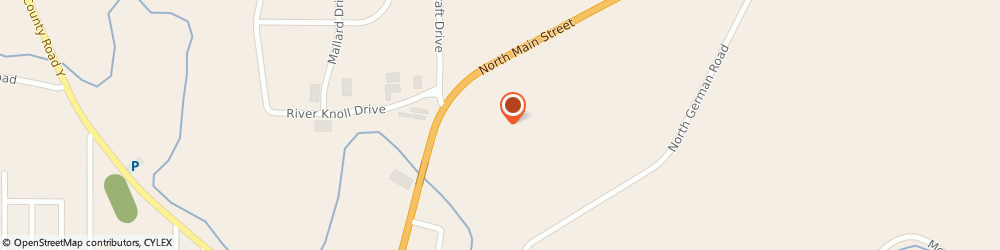 Route/map/directions to Interstate Batteries Dealer, 53050 Mayville, 1056 N Main St