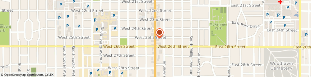 Route/map/directions to Classic Chef, 57105 Sioux Falls, 1712 S Minnesota Ave