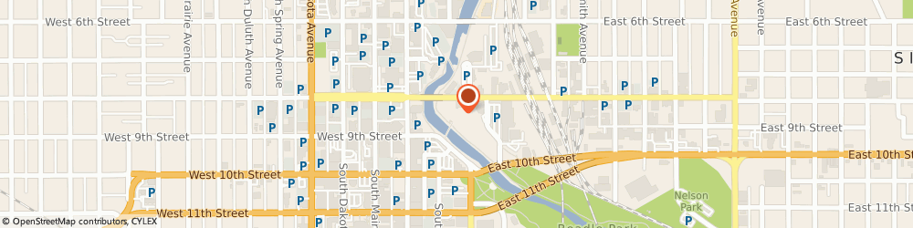 Route/map/directions to Crave American Kitchen & Sushi Bar, 57103 Sioux Falls, 201 E 8th St