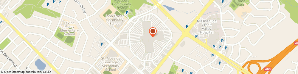 Route/map/directions to Crepes De Luxe, L5M 4Z5 Mississauga, 5100 Erin Mills Parkway
