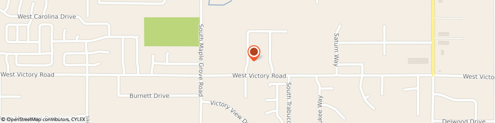 Route/map/directions to S&S Archery, 83709 Boise, 2796 S Victory View Way