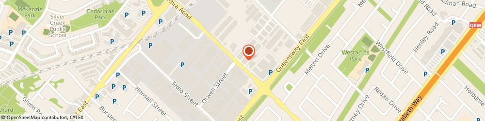 Route/map/directions to Carcone Construction, L5A 2W8 Mississauga, 2395 CAWTHRA ROAD UNIT 107