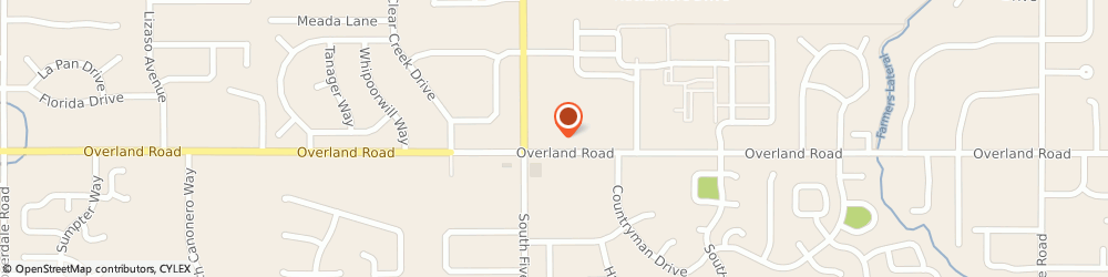 Route/map/directions to Jack in the Box, 83709 Boise, 10496 Overland Rd
