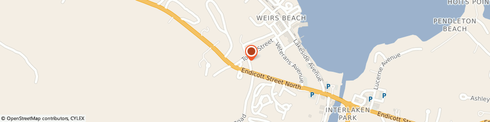 Route/map/directions to Cumberland Farms, 03246 Laconia, 193 Endicott St N