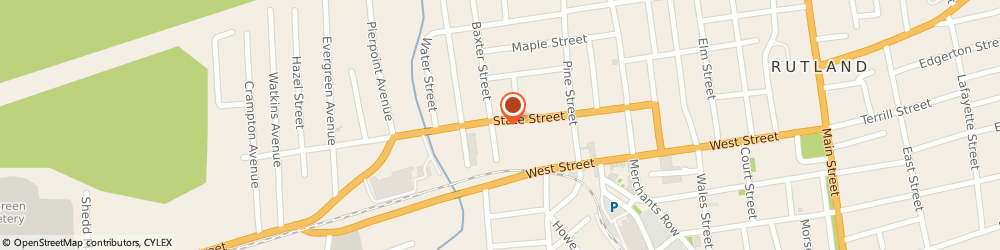 Route/map/directions to NAPA Auto Parts - Allied Auto Parts, 05701 Rutland, 138 State St