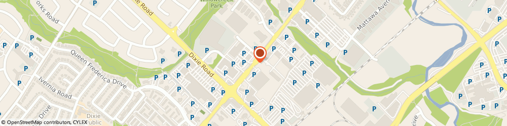 Route/map/directions to PART SOURCE, L4X 1L3 Mississauga, 1465 Dundas St. East