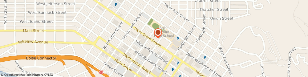 Route/map/directions to Crevand SEO, 83702 Boise, 1150 West State Street