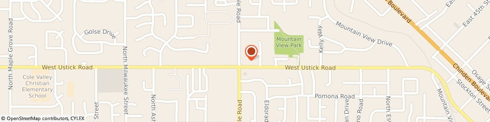Route/map/directions to Jack in the Box, 83704 Boise, 3220 N Cole Rd