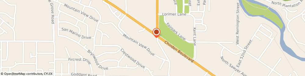 Route/map/directions to McDonald's, 83714 Boise, 4825 North Glenwood Street