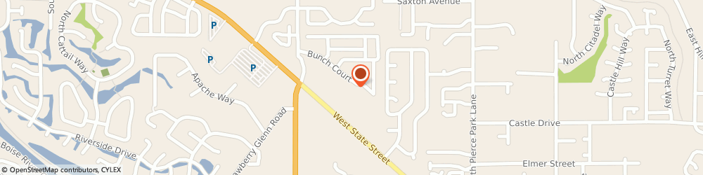 Route/map/directions to Rite Aid, 83714 Boise, 7020 West State Street