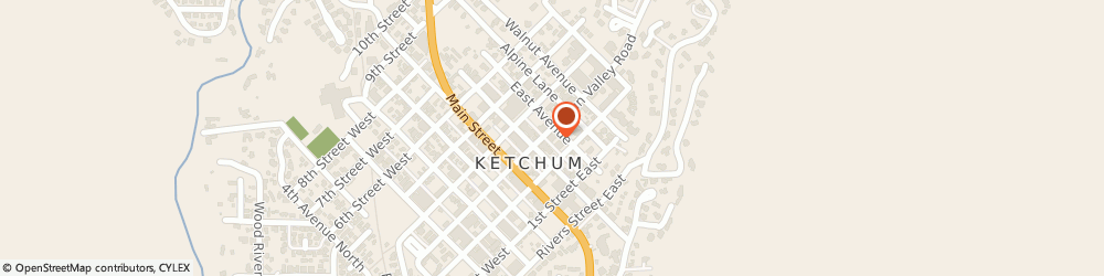 Route/map/directions to Washington Federal Ketchum, 83340 Ketchum, 460 E Sun Valley Rd
