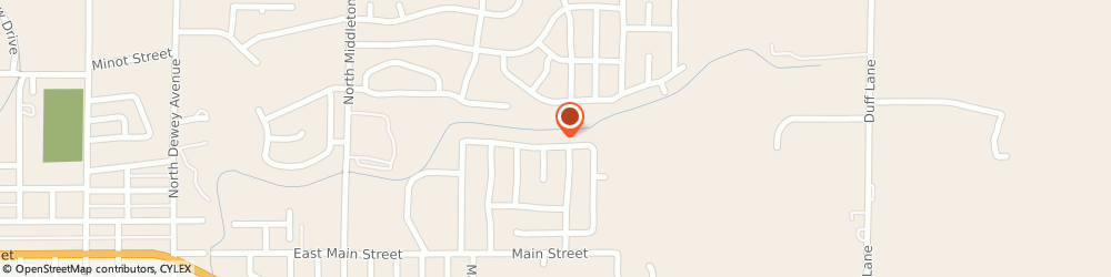 Route/map/directions to Apple Heating & Cooling, 83644 Middleton, 1364 New York Street