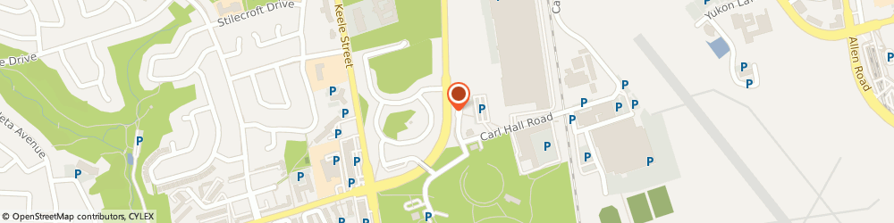 Route/map/directions to Coffee Time Donuts, M9M 1M2 North York, 2310 SHEPPARD AVENUE WEST