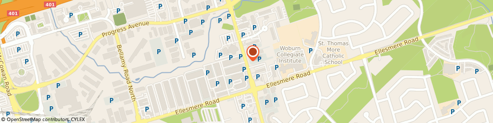 Route/map/directions to Naseer Asghary Photography, M1H 3E2 Scarborough, 1221 MARKHAM RD UNIT #5