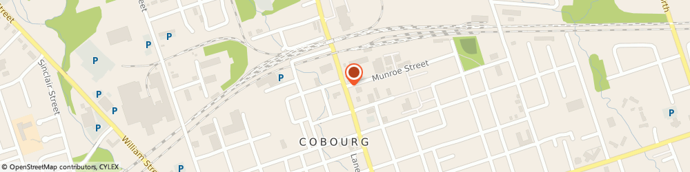 Route/map/directions to Easyhome, K9A 3S4 Cobourg, 500 DIVISION STREET