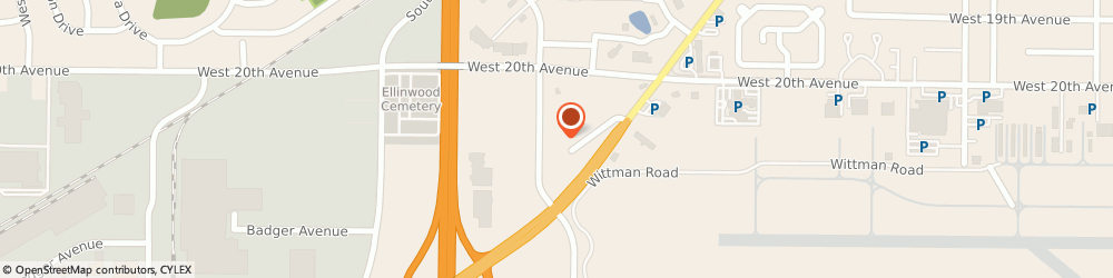 Route/map/directions to Car-X Tire & Auto, 54901 Oshkosh, 2090 S Koeller Street