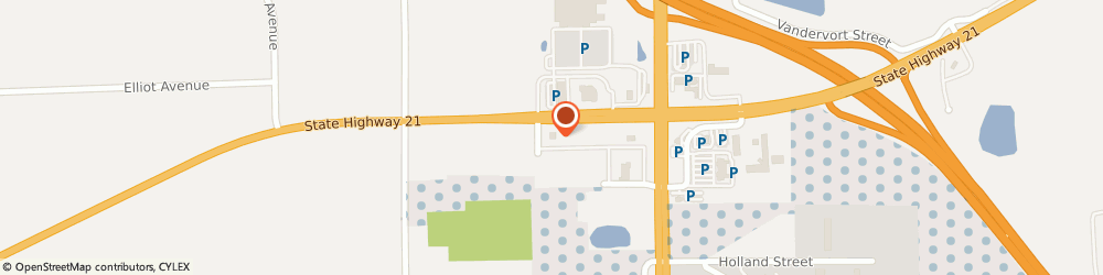 Route/map/directions to Arby's, 54660 Tomah, 226 Buan St.
