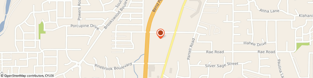 Route/map/directions to SmartStyle, 97702 Bend, 20120 Pinebrook Blvd