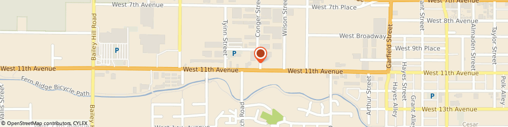 Route/map/directions to KeyBank Eugene, 97402 Eugene, 2829 West 11Th St
