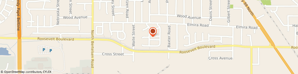 Route/map/directions to HIGHLANDER HOLSTERS & SHEATHS, 97402 Eugene, 457 Archie Street