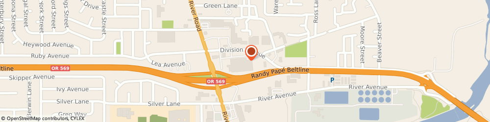 Route/map/directions to Fred Meyer Grocery Pickup and Delivery, 97404 Eugene, 60 Division Ave