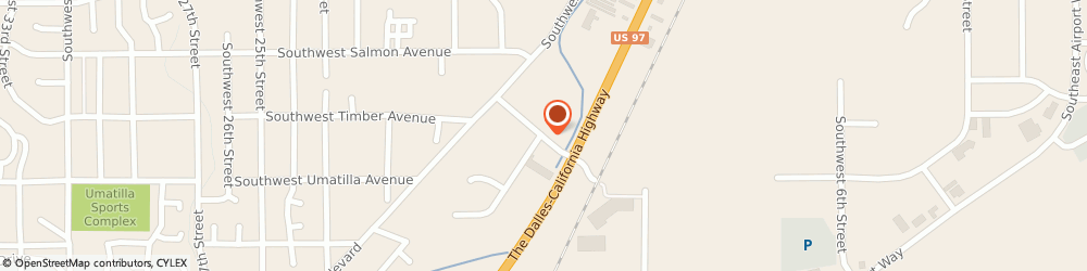 Route/map/directions to Safeco Insurance Agent, 97756-9573 Redmond, 1645 Sw Odem Medo Rd