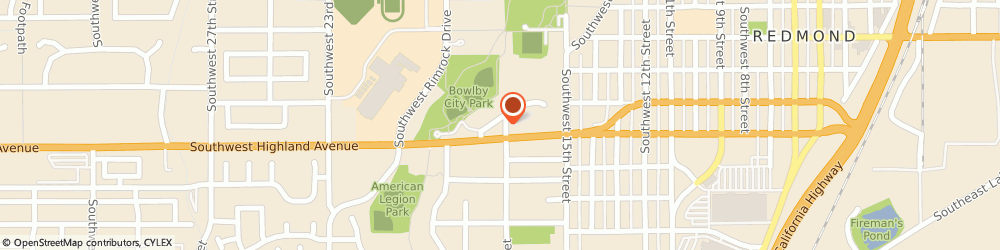 Route/map/directions to Farmers Jeremiah Pedersen, 97756 Redmond, 741 Sw 17Th St