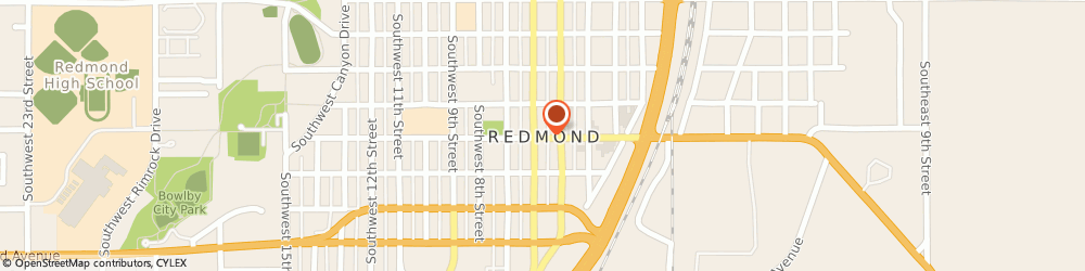 Route/map/directions to Super 8 Redmond, 97756 Redmond, 3629 Sw 21St Place Hwy 97