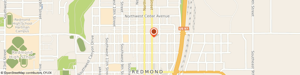 Route/map/directions to STATE FARM Joe Lochner, 97756 Redmond, 123 Sw 5Th St