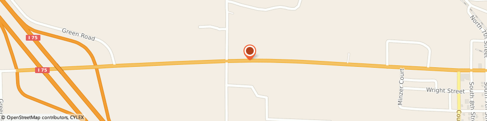 Route/map/directions to Northwoods Water Treatment, 48661 West Branch, 3450 WEST M 76