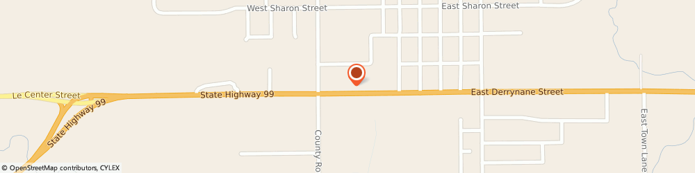 Route/map/directions to Heidi Baker - State Farm Insurance Agent, 56057 Le Center, 350 W Derrynane St
