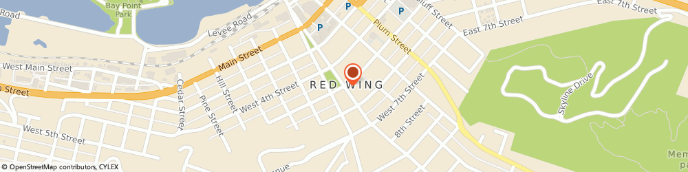 Route/map/directions to Unleashed Strategy Consultants, 55066 Red Wing, 803 West 5th Street