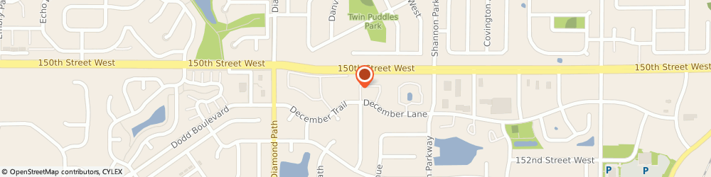 Route/map/directions to J Houghton Independent Herbalife Distributor, 55068 Rosemount, 15101 DECEMBER WAY