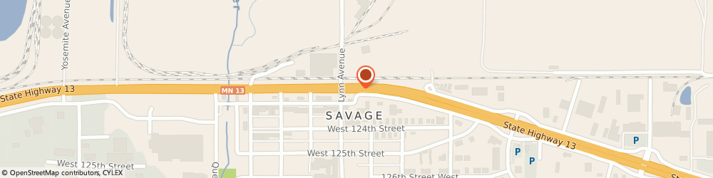 Route/map/directions to Fantastic Sams Savage, MN, 55378 Savage, 8320 Eagan Dr.