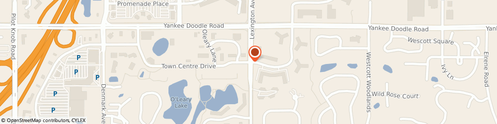 Route/map/directions to Solimar Wellness Spa, 55123 Saint Paul, 1121 TOWN CENTRE DRIVE