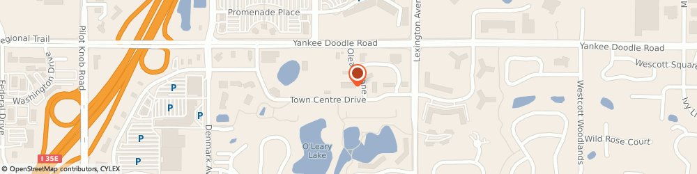 Route/map/directions to Dermatology Consultants Pa, 55123 Saint Paul, 1185 Town Centre Drive