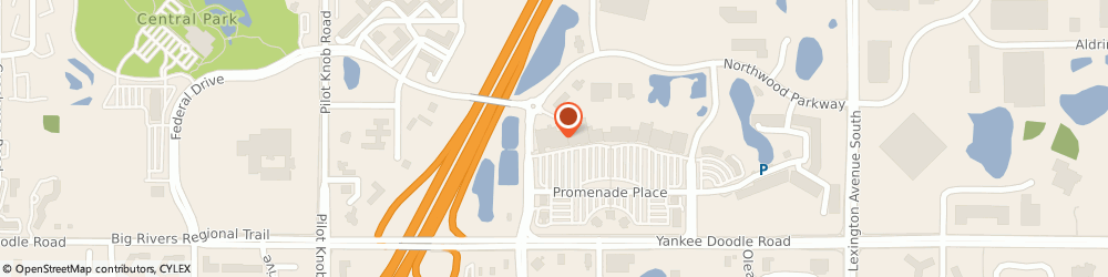 Route/map/directions to Byerlys Wine & Spirits, 55121 Saint Paul, 1299 PROMENADE PLACE