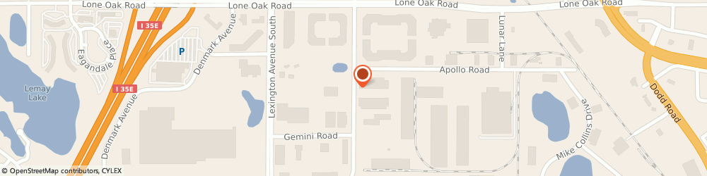 Route/map/directions to Capitol Sales Co Incorporated, 55121 Saint Paul, 3110 NEIL ARMSTRONG BOULEVARD SUITE A