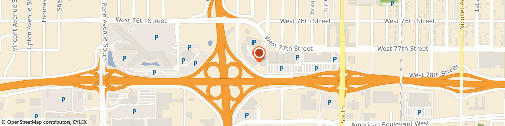 Route/map/directions to Navy Federal Credit Union, 55423 Richfield, 1 Meridian Crossings