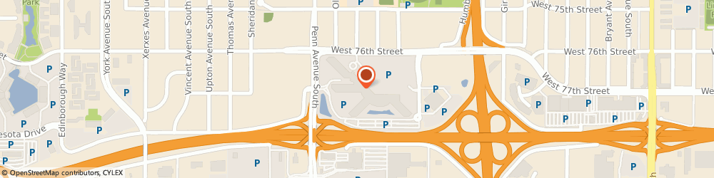 Route/map/directions to U S BANK, 55423 Richfield, 7601 PENN AVENUE SOUTH
