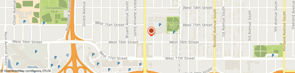 Route/map/directions to Dairy Queen Grill & Chill, 55423-4011 Richfield, 7533 Lyndale Ave S