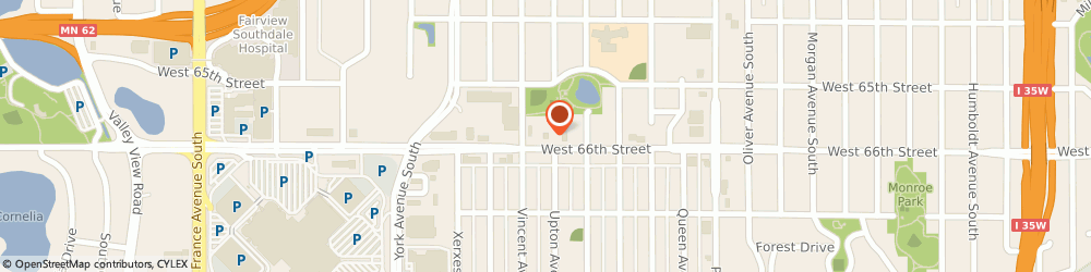 Route/map/directions to Dairy Queen Grill & Chill, 55423-1937 Richfield, 2800 W 66th St