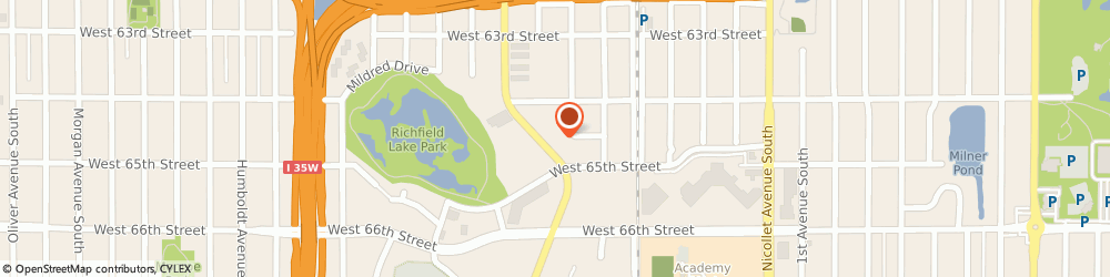 Route/map/directions to American Family Insurance, 55423 Richfield, 6437 Lyndale Ave S Ste 107