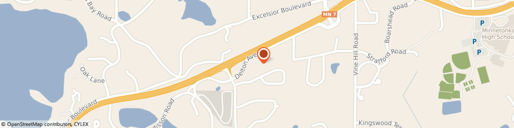 Route/map/directions to Lifetime Chiropractic PA, 55331 Excelsior, 19905 Highway 7 # A2