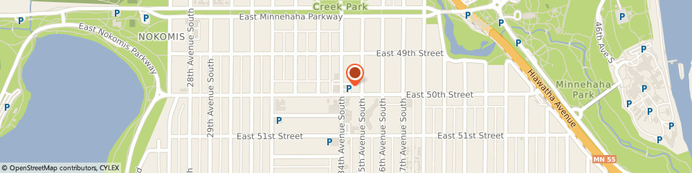 Route/map/directions to Wells Fargo Bank, 55417 Minneapolis, 4943 34th Ave S