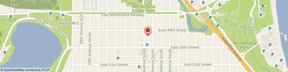 Route/map/directions to US BANK, 55417 Minneapolis, 4930 34TH AVENUE SOUTH