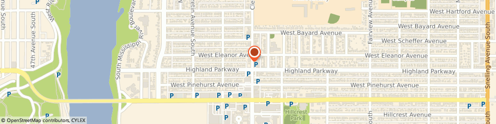 Route/map/directions to U S BANK, 55116 Saint Paul, 711 CLEVELAND AVENUE SOUTH