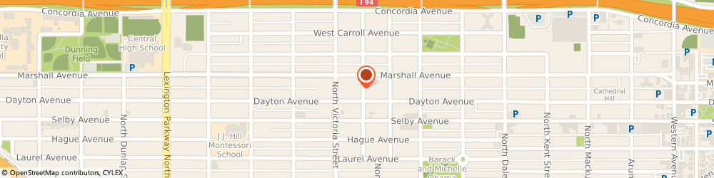Route/map/directions to Women In Power Investment Grp, 55104 Saint Paul, 219 FISK ST