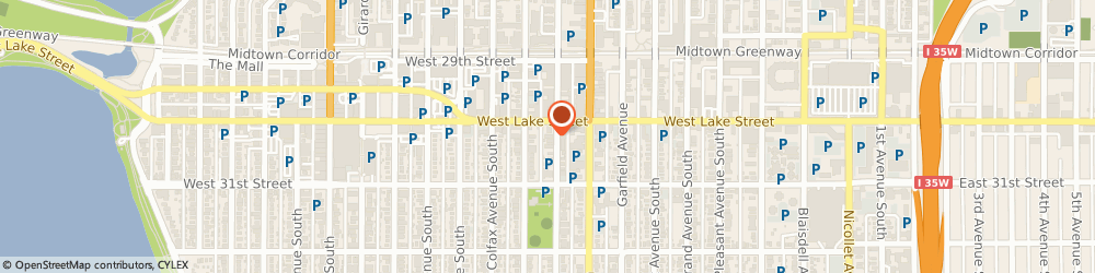 Route/map/directions to Wells Fargo ATM, 55408 Minneapolis, 801 W Lake St